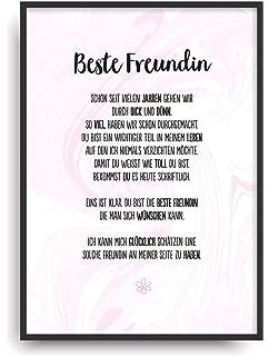 brief an beste freundin zum geburtstag
