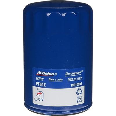 ACDelco PF61E Professional Engine Oil Filter: Automotive