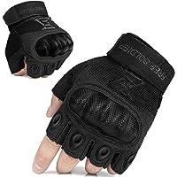 FREE SOLDIER Outdoor Handschoenen Tactische Trainings Handschoenen Bergbeklimmen Handschoenen vingerloze Handschoenen…