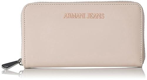 Armani Jeans 9280327P772, Cartera Mujer, Rosa (New Light Pink 08070), 2x10x19 cm: Amazon.es: Zapatos y complementos