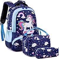 Mochila Escolar Niña Mochilas Infantiles Mochila Unicornio Mochila Colegio Bolso Unicornio Niña Bolso Mochila Niña…