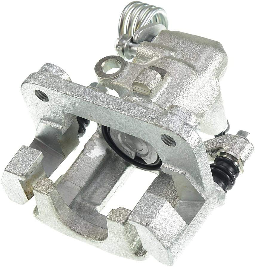 Rear Driver Side Brake Caliper Assembly Compatible with Ford Mustang 1999-2004