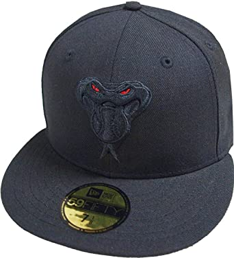 Amazon.com  New Era Arizona Diamondbacks Black On Black Cooperstown MLB Cap  59fifty 5950 Fitted Basecap Kappe Men Special Limited Edition  Clothing 853377b118