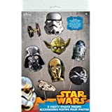 Classic Star Wars Photo Booth Props, 10pc