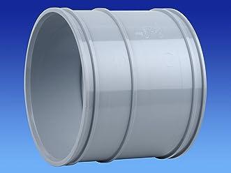 Wavin OSMA Ring Seal OSMASOIL 3S649 GREY S//S BOSSED PIPE PLAIN