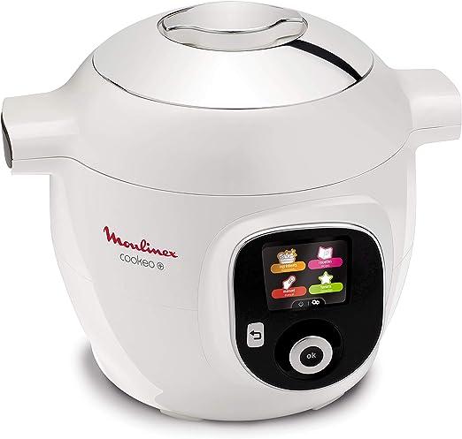 Moulinex Cookeo - Robot de cocina inteligente Cookeo +: Amazon.es ...
