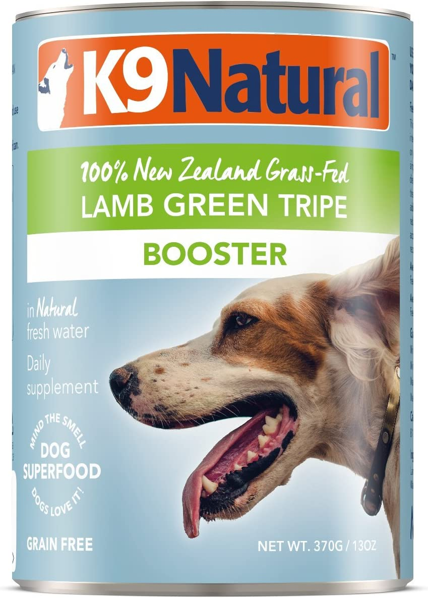 K9 Natural BPA-Free Gelatin-Free Canned Dog Food Supplement Booster