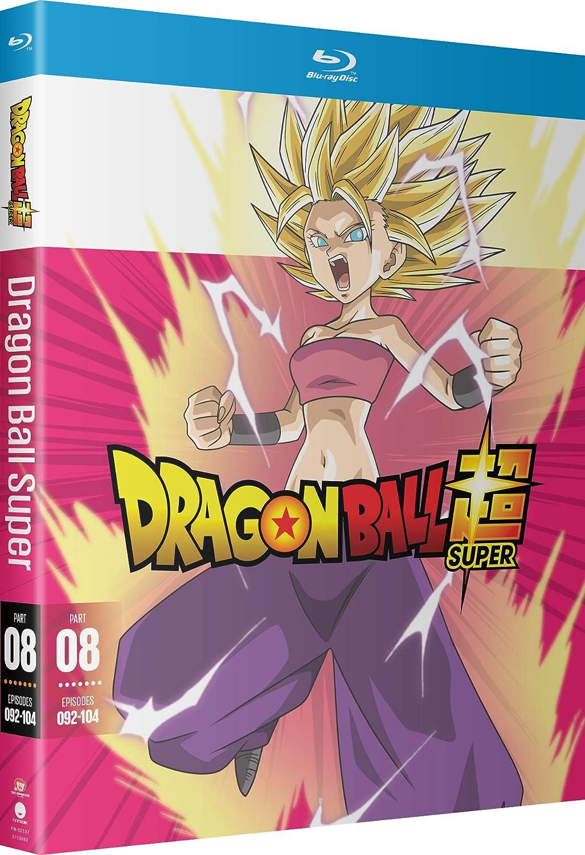 Dragon Ball Super: Part 8 Blu-ray (Dual Audio)