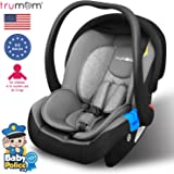 Trumom (USA) Infant Baby Car Seat, Carry Cot and Rocker with Canopy for kids 0 to 15 months old (upto 13 kgs)