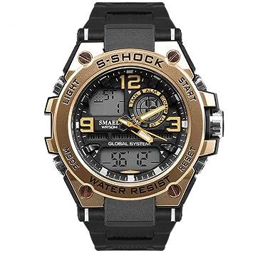 Blisfille Relojes Digitales Buenos Reloj Digital Water Resistant Reloj de Dedo Reloj Joven Reloj de Watch