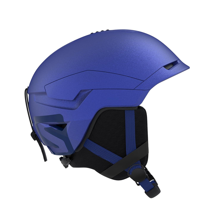 サロモン(SALOMON) スキーヘルメット QUEST ACCESS (クエストアクセス) SODALITE 青 メンズ L39906000 M~Lサイズ  Medium