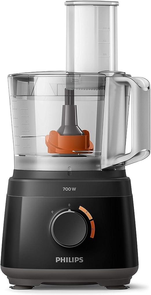 Philips Daily Collection - Robot de cocina (2,1 L), color negro: Amazon.es: Hogar