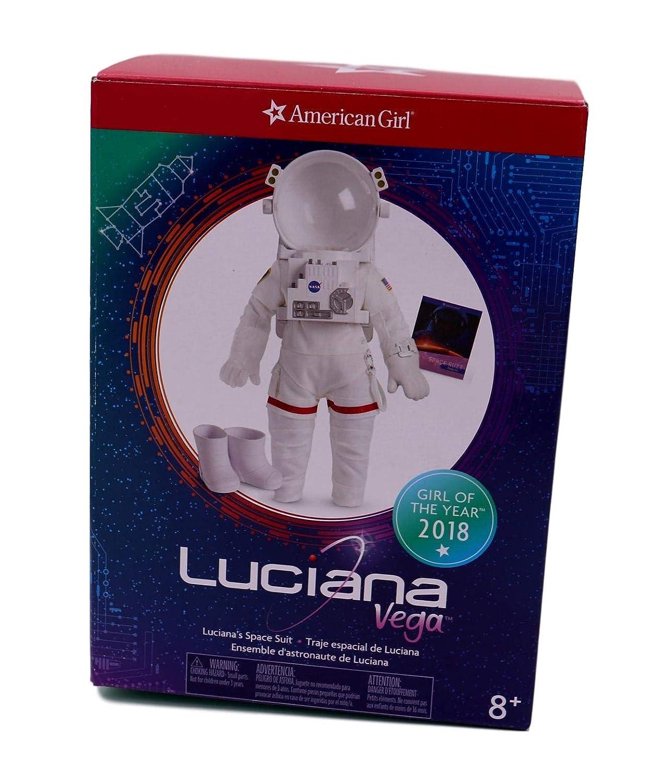 American Girl Luciana Vegas Space Suit