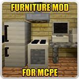 furniture free - Mod Furniture for MCPE