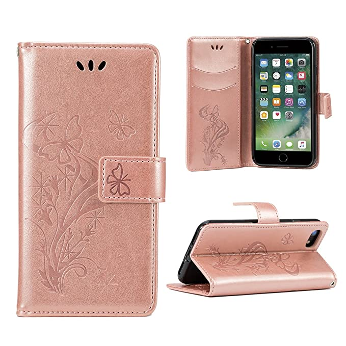 OFU Funda Piel para Huawei Honor 9 lite Smartphone Case,Soporte ...