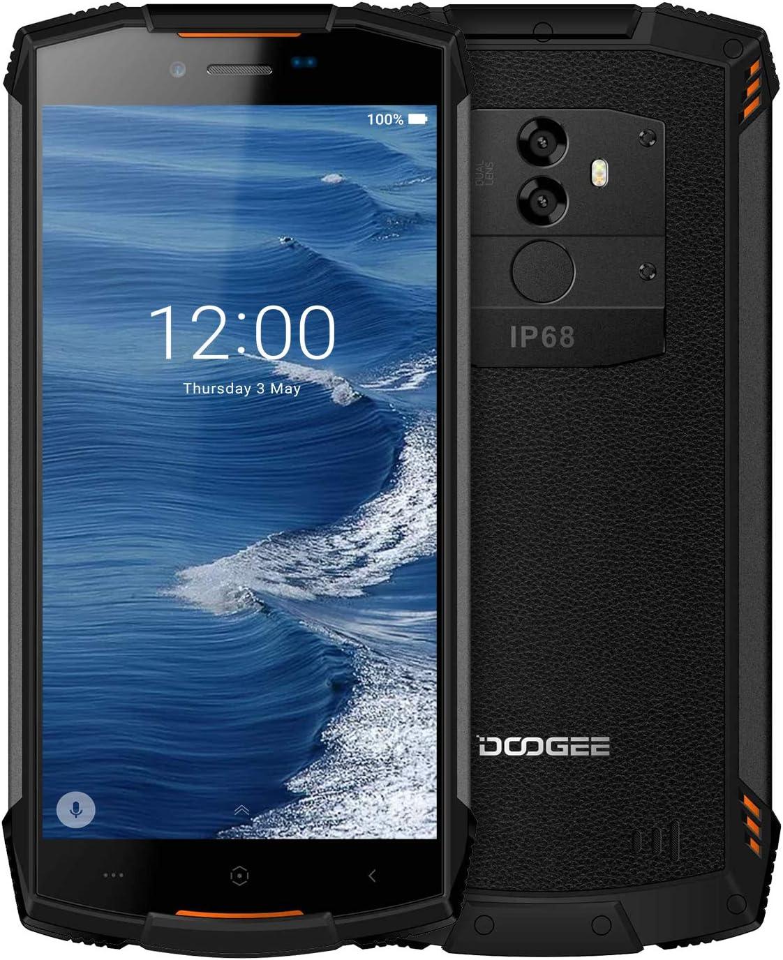 Telefono Movil Antigolpes Libres 4G, DOOGEE S55 Móviles y ...