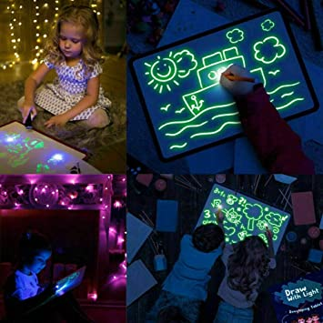 Doodstage Light Drawing Fun and Developing Toy