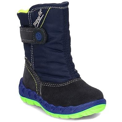 best service cc30e 28fdc Superfit Boys' Icebird Ankle Boots, Blau (Ocean Multi 82 ...