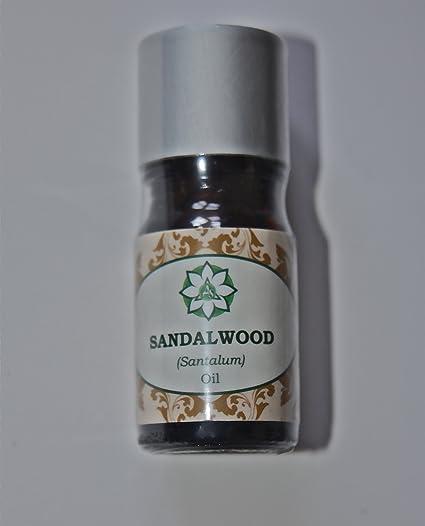 Sandalwood (Chandan) 100% Pure, Perfect Satalum Album, Exotic Essential Oil  from Bali,10 ml