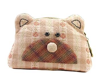 Kids Craft Oso Bolso de mano Patchwork Quilt Kit Kit de ...