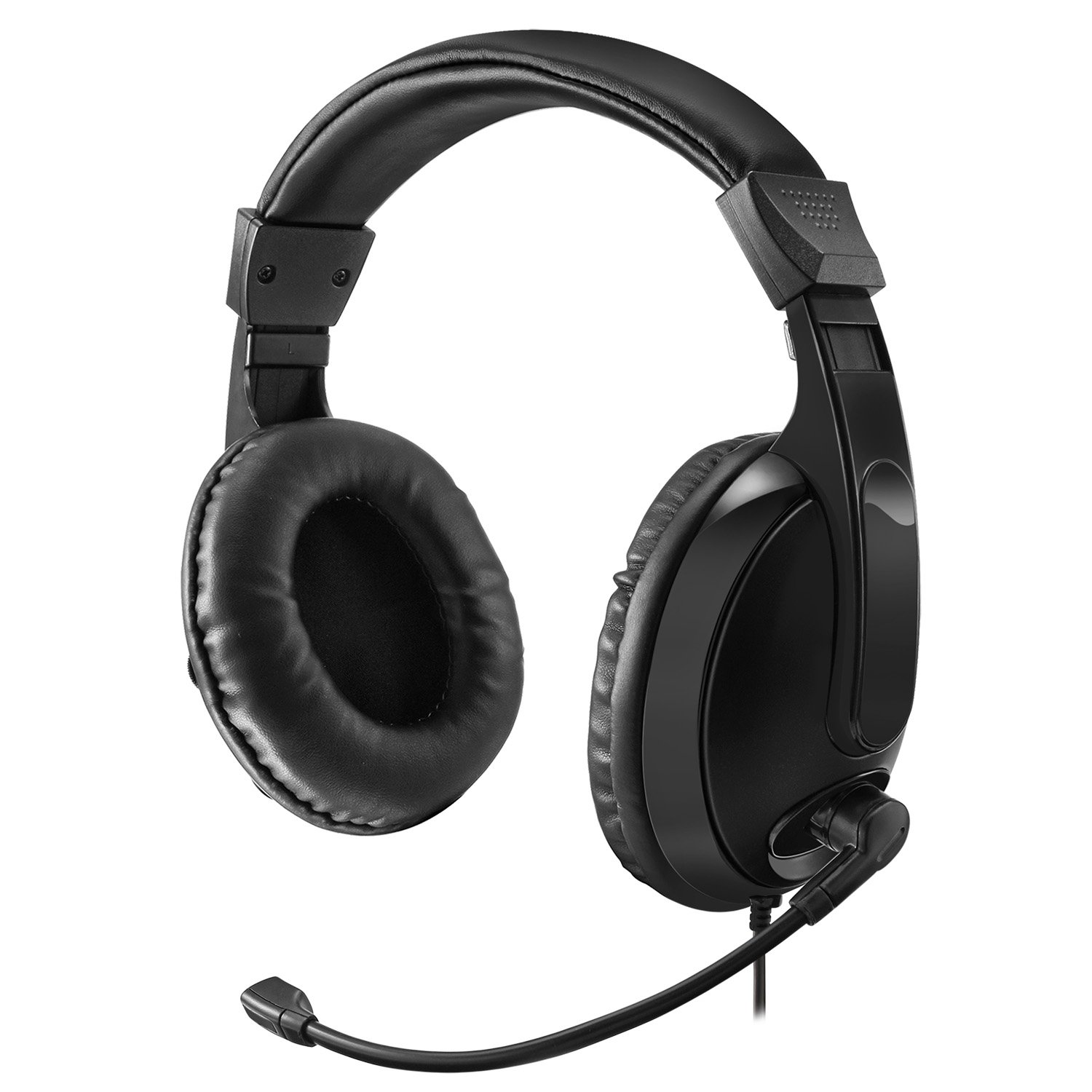 Adesso Xtream H5 - Multimedia Headset Microphone