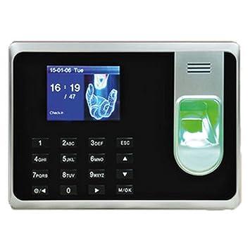 Camtronics A200G Sistema biométrico de Control de Presencia con Lector de Tarjetas RFID y Teclado,