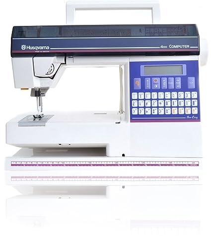 Máquina de coser Husqvarna 400 Computer