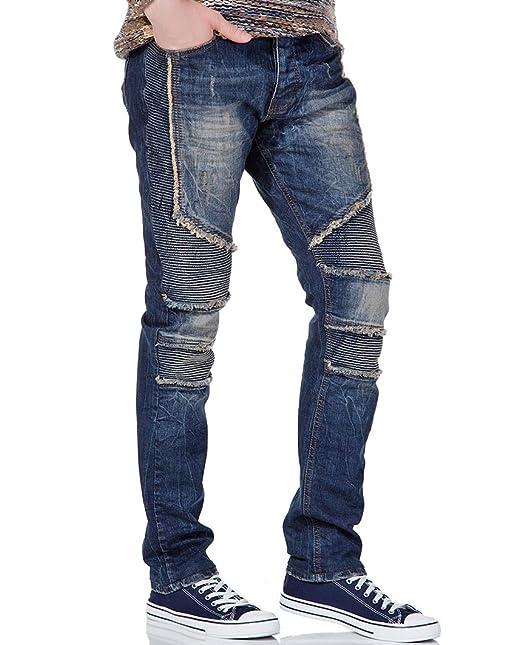 Tazzio Jeans Uomo Camicia Blu