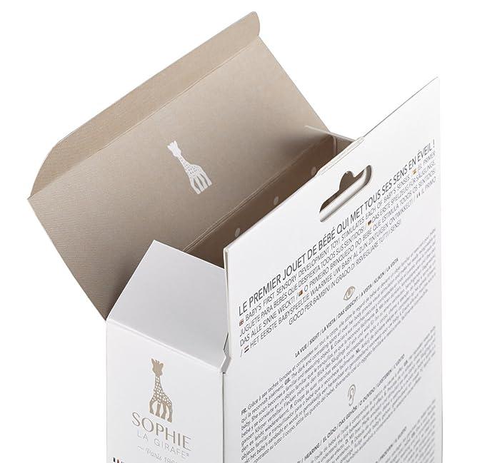 Sophie La Girafe 616400.0 - Caja