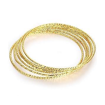 8c6aaf1e2df5f 6 Bracelet en Or Jaune 18 Carats de femme LIVRAISON GRATUITE - Bracelet 18k