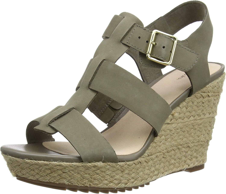 Clarks quality assurance Women's Maritsa95 shopping Glad Back Sling Sandals
