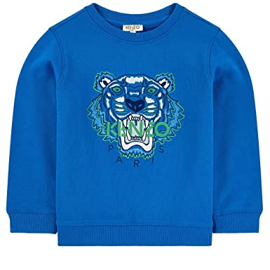 4bbb5097 Amazon.com: Kenzo Kids Tiger Sweatshirt: Clothing
