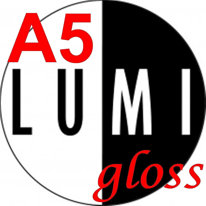 Photo//Leaflets Digital -Craft Laser 5000 Sheets A5 170 GSM Lumi Gloss 2 Sided Printer Paper
