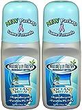 Naturally Fresh Deodorant Crystal Roll-On Deodorant, Ocean Breeze - 3 oz - 2 pk