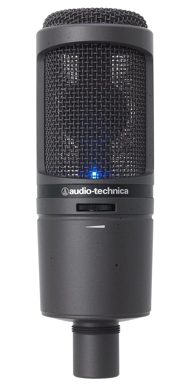 audio-technica オーディオテクニカ USB マイクロホン AT2020USBi B017LHFYKK