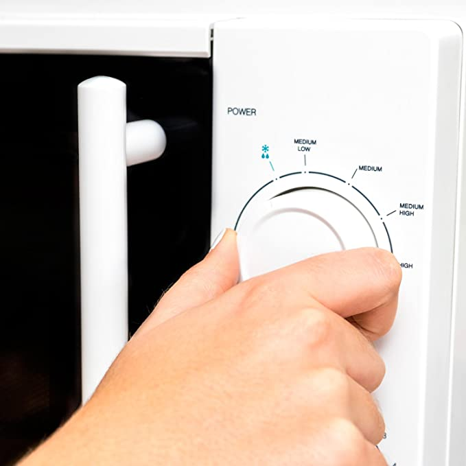 Cecotec Microondas Sencillo White Capacidad de 20L, 700 W ...