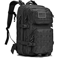 REEBOW GEAR Military Tactical Backpack Large Army 3 Day Assault Pack Molle  Bug Out Bag 950b98f882c16