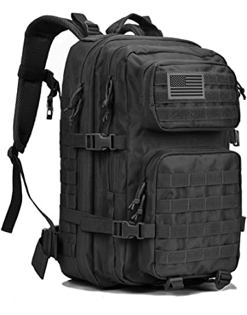 REEBOW GEAR Military Tactical Backpack Large Army 3 Day Assault Pack Molle  Bug Out Bag 134fd6ce64d7f