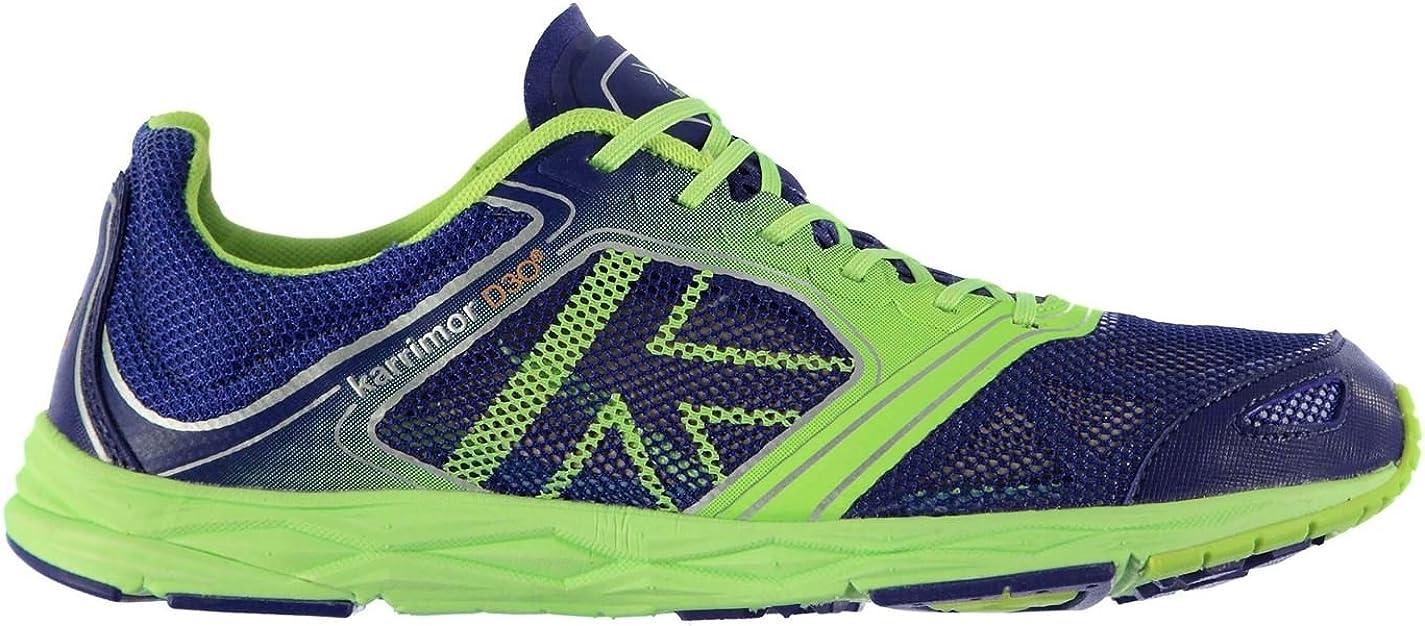 Karrimor Hombre Elite Racer 2 Zapatillas Correr Deporte Zapatillas, Color Azul, Talla 45.5: Amazon.es: Zapatos y complementos
