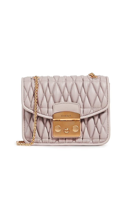 0c9e869608cd6 Amazon.com  Furla Women s Metropolis Cometa Mini Crossbody Bag ...