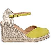 Zapatos miMaO. Zapatos de Piel Mujer Hechos EN
