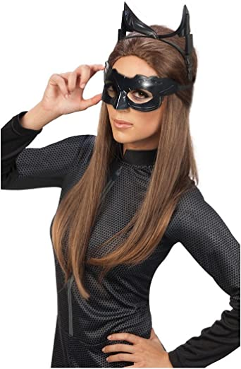 NEW Licensed Batman Full Face Mask Halloween Fancy Dress Costume Party Accessory