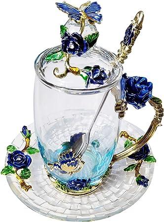 Antique Coffee Glass