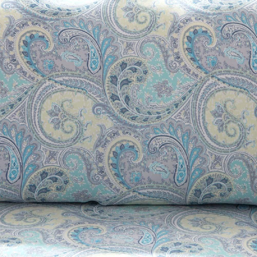 Funda de sofá estampada, reversible y lavable de Hotniu, elástica, 1 unidad, contrachapado, Pattern #7, 3 Seater for 195-230 cm: Amazon.es: Hogar