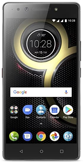 936ef330cad Amazon.com: Lenovo K8 Note XT1902-3 32GB Black, Dual Sim, 3GB, GSM ...