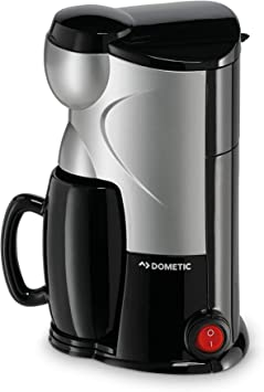 DOMETIC 9600000339 Perfectcoffee Cafetera de Una Taza a 24 V: Amazon.es: Coche y moto