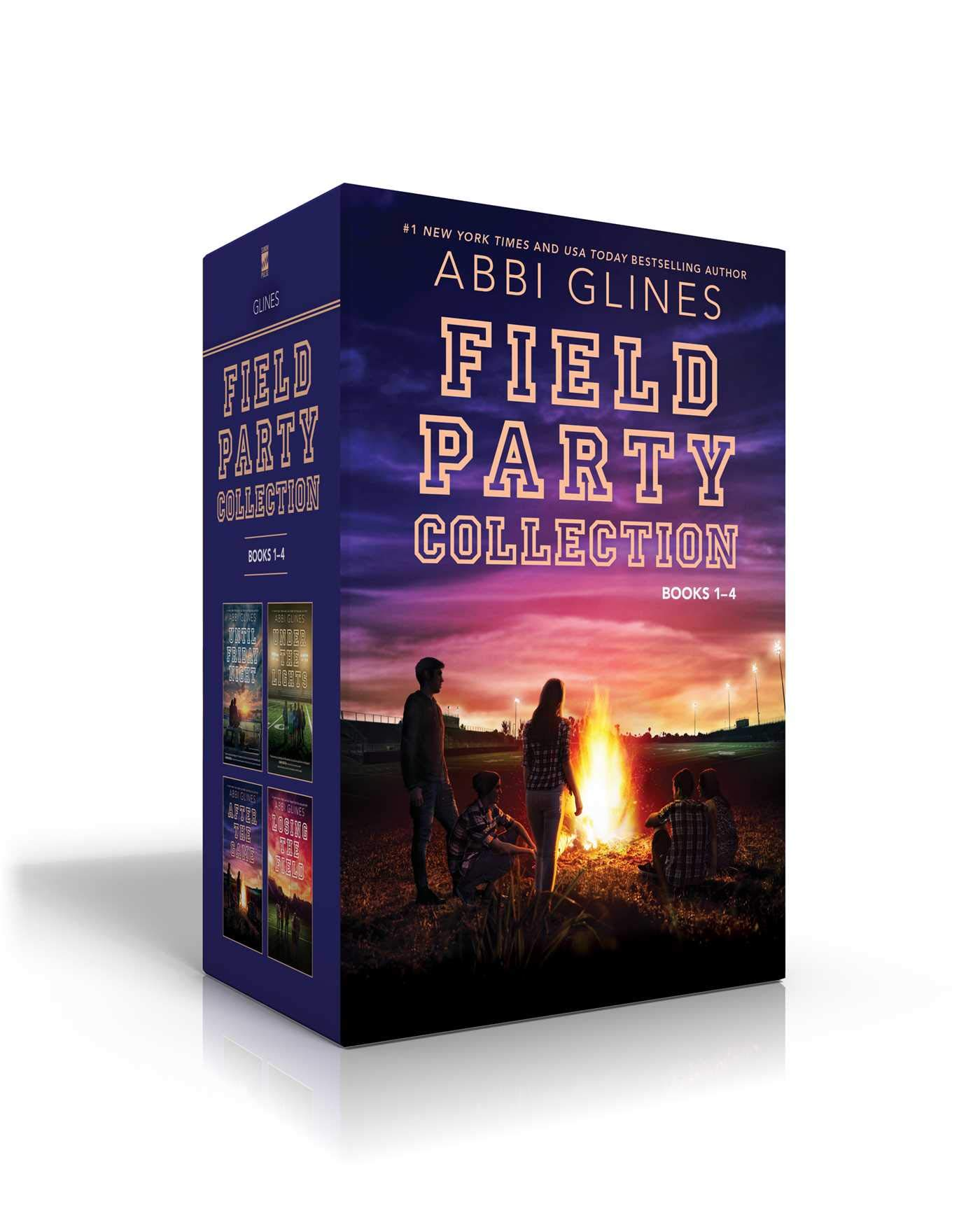 Field Party Collection Books 1-4: Until Friday Night; Under ...