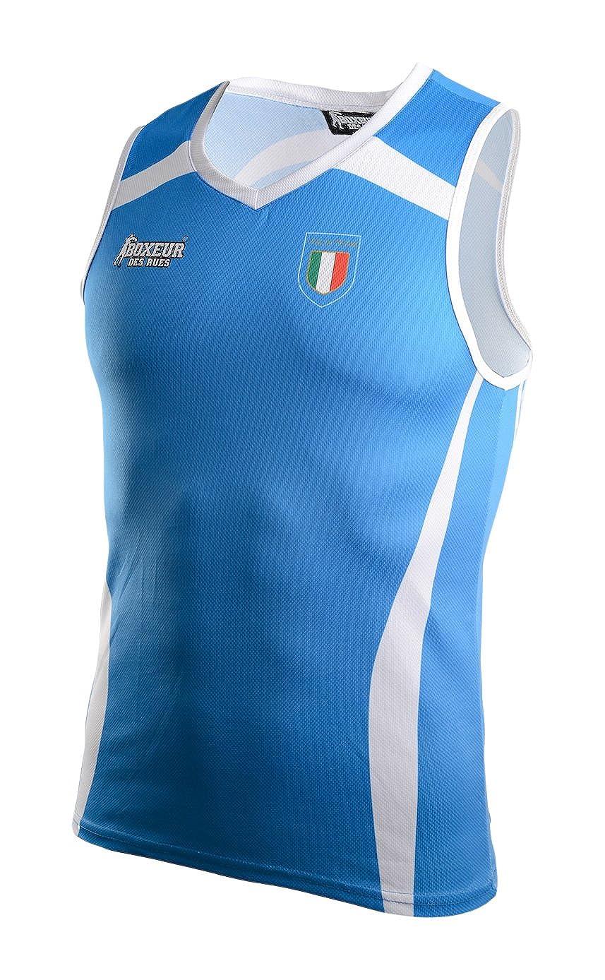 BOXEUR DES RUES Fight Activewear Camiseta de Deporte para Hombre ...