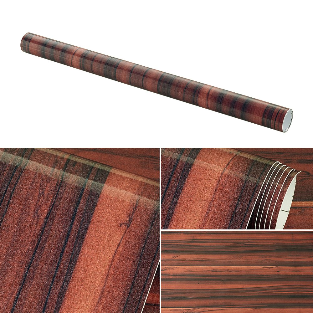 Premium Roll Wood Grain Vinyl Wrap Sticker Decal Sheet Film for Car DIY Film Wrap 30CMx50CM ATMOMO 5559015248