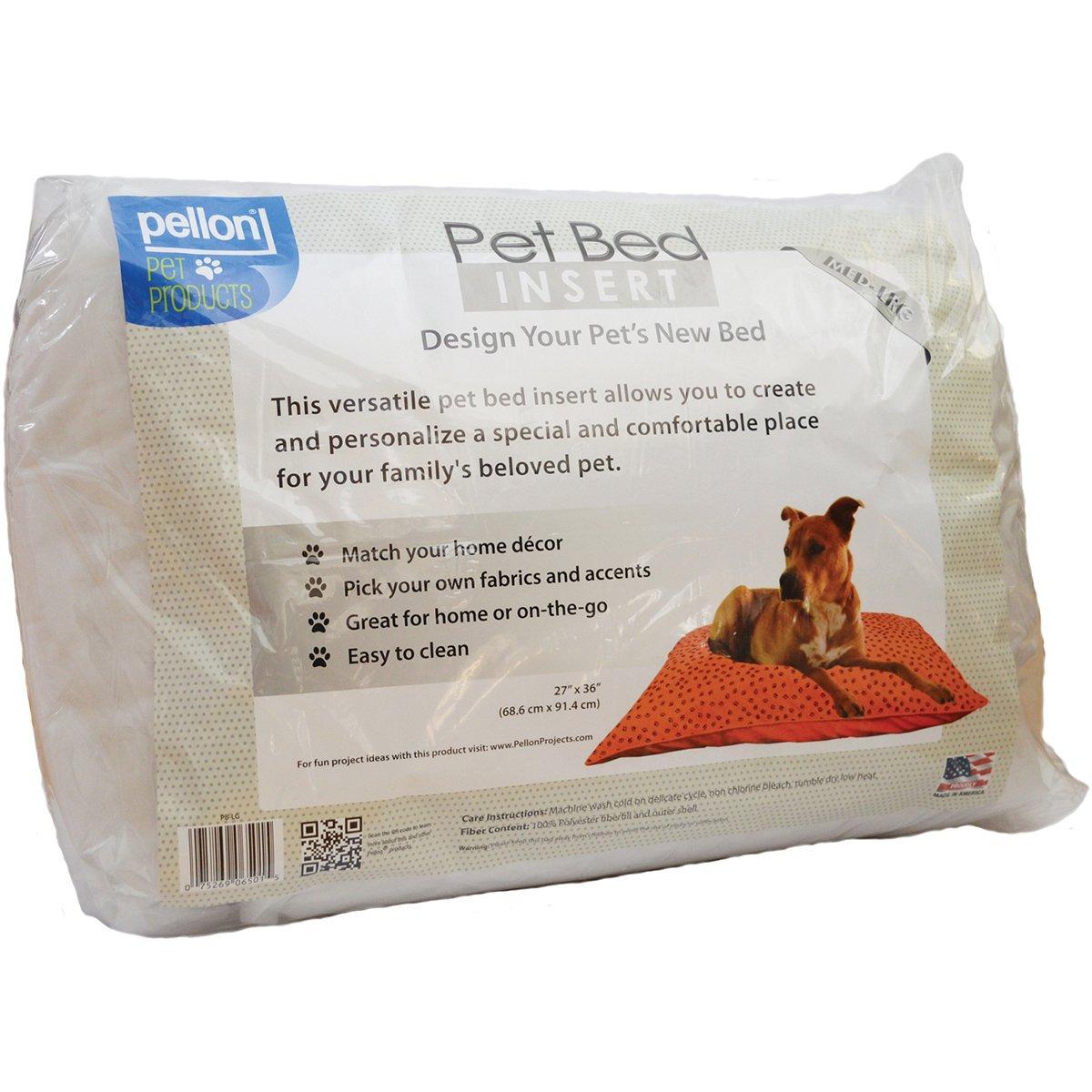 Pet Bed Insert -27x36